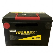 Аккумулятор Atlas MF75-630 (боковые клеммы)