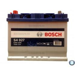 Аккумулятор Bosch S4 Asia 027 570 413 063
