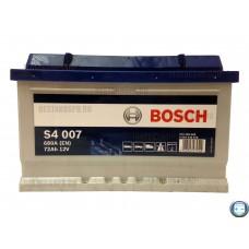 Аккумулятор Bosch S4 007 572 409 068