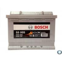 Аккумулятор Bosch S5 005 563 400 061
