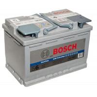 Аккумулятор Bosch S5 AGM A11 580 901 080 (S6)