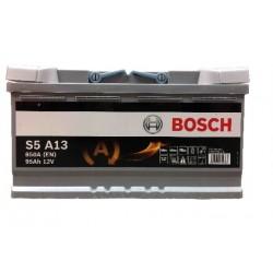 Аккумулятор Bosch S5 AGM A13 595 901 085 (S6)