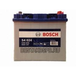 Аккумулятор Bosch S4 025 Asia 560 411 054