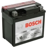 Аккумулятор мото BOSCH M6 010 AGM