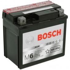Аккумулятор мото BOSCH M6 024 AGM
