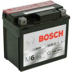 Аккумулятор мото BOSCH M6 006 AGM