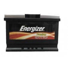 Аккумулятор Energizer Plus 74 ah EP74L3
