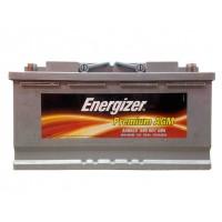 Аккумулятор автомобильный Energizer EA9 AGM 95 А/ч