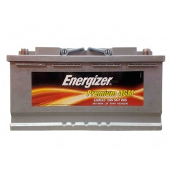 Аккумулятор Energizer Premium 110 А/ч EM110L6
