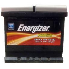 Аккумулятор Energizer Premium 54 А/ч EM54L1