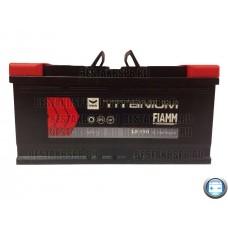 Аккумулятор FIAMM BLACK TITANIUM L6 110 (110 а/ч)