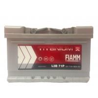 Аккумулятор FIAMM TITANIUM PRO L3X 74P