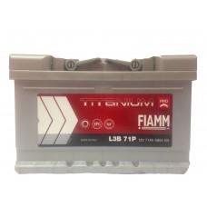 Аккумулятор FIAMM TITANIUM L3 80P