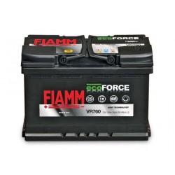 Аккумулятор FIAMM ECOFORCE AFB TR520