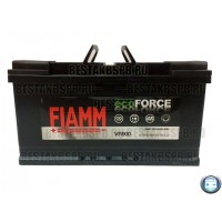Аккумулятор FIAMM ECOFORCE AFB TR850