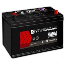 Аккумулятор FIAMM BLACK TITANIUM D31 95