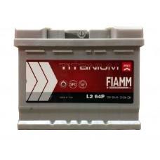 Аккумулятор FIAMM TITANIUM PRO L2X 60P