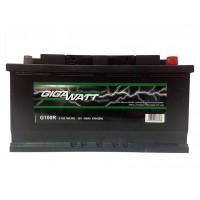 Аккумулятор автомобильный Gigawatt G100R 830А