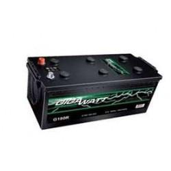 Аккумулятор грузовой Gigawatt G140R