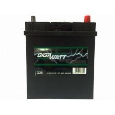 Аккумулятор Gigawatt G35 (55B24L)