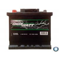 Аккумулятор автомобильный Gigawatt G44L