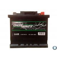 Аккумулятор автомобильный Gigawatt G44R