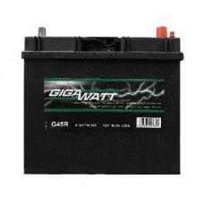Аккумулятор Gigawatt G45R (60B24L)