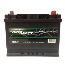 Аккумулятор Gigawatt G68JR (80D23L)