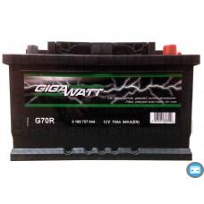 Аккумулятор Gigawatt G70R