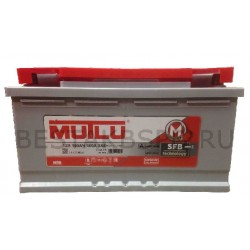 Аккумулятор MUTLU 85 А/ч LB4.85.080.A