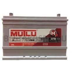 Аккумулятор автомобильный MUTLU 100 а/ч (115D31FL)