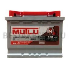 Аккумулятор MUTLU 60 А/ч LB2.60.054.A