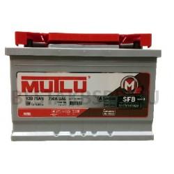 Аккумулятор MUTLU 75 А/ч L3.75.072.A