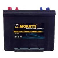 Аккумулятор лодочный Moratti Marine MC24MF