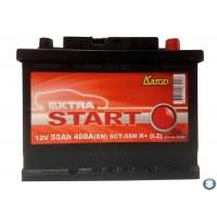 Аккумулятор Extra Start 55 а/ч 6СТ 55 R