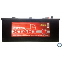 Аккумулятор грузовой Extra Start 135l
