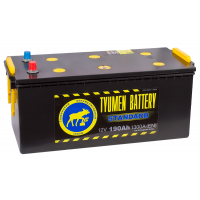 Аккумулятор грузовой Тюмень Стандарт 190 а/ч L