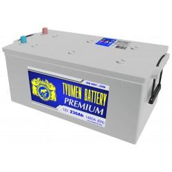 Аккумулятор грузовой Тюмень Премиум 210 а/ч L