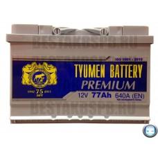 Аккумулятор Тюмень Премиум 74 а/ч r