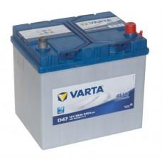 Аккумулятор Varta Blue Dynamic D47 А/ч 560 410 054