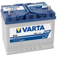 Аккумулятор Varta Blue Dynamic E23 570 412 063