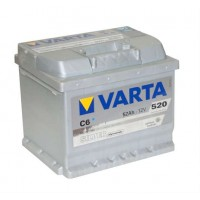Аккумулятор Varta Silver Dynamic C6 552 401 052