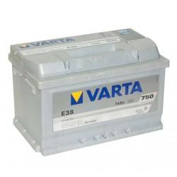 Аккумулятор Varta Silver Dynamic E38 574 402 075