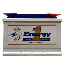 Аккумулятор ENERGY 6СТ 75 R