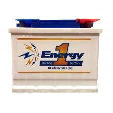 Аккумулятор ENERGY 6СТ 60 R
