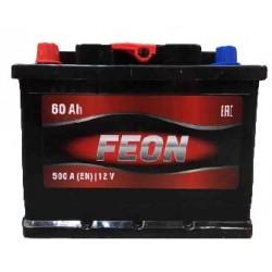 Аккумулятор FEON 6СТ 60 L