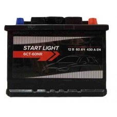 Аккумулятор START LIGHT 60R 430А