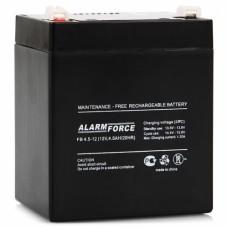 Аккумулятор для ИБП Аккумулятор ALARM FORCE FB 4,5-6