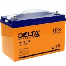 Тяговый аккумулятор Delta GEL 12-100