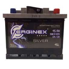 Аккумулятор Erginex 45 а/ч 6СТ 45L